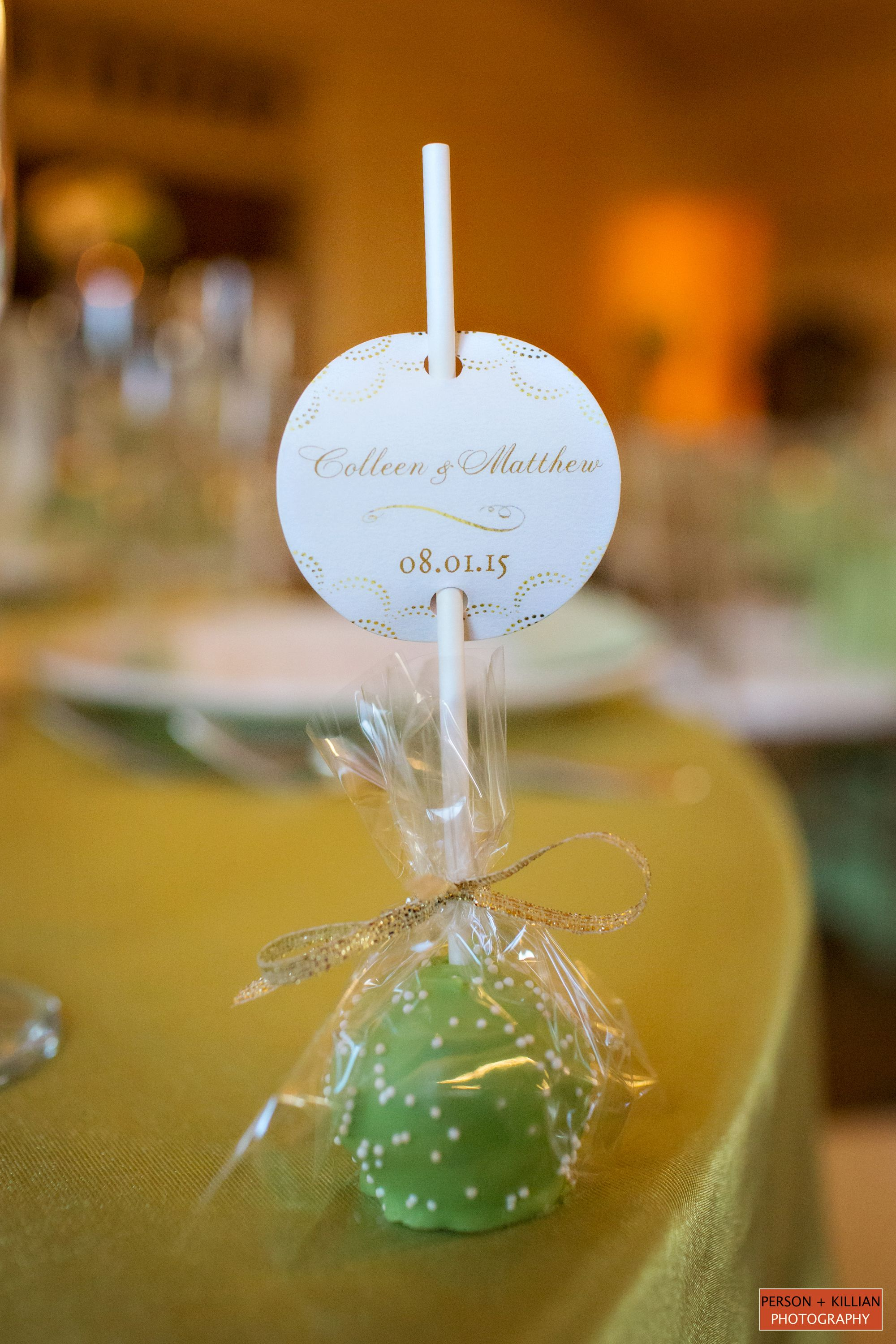 Inventive And Creative Wedding Favors Custom Cake Pops From Cake