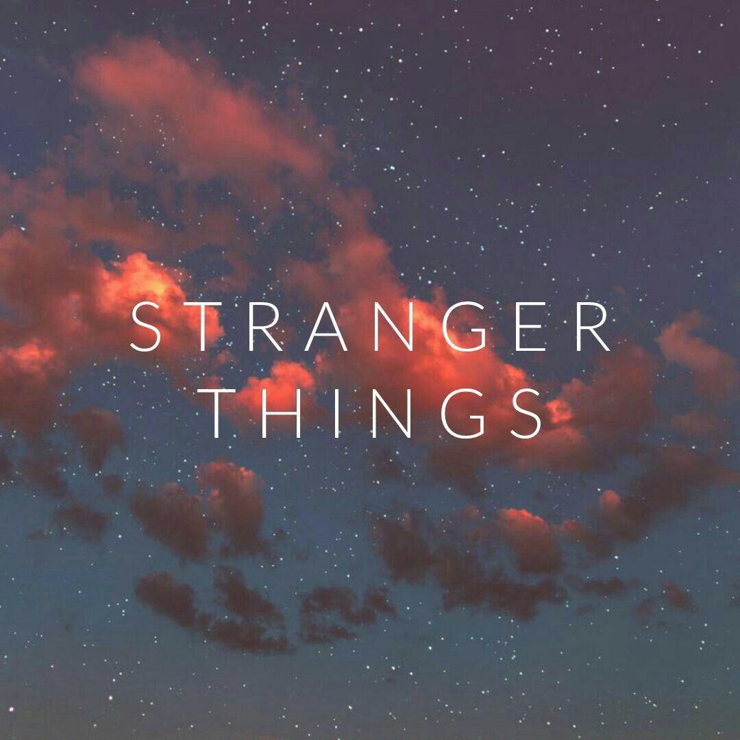 Épinglé par Affelay sur Stranger Things. | Stranger things, Fond ecran