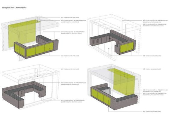Modern Reception Desk Plan With My Shop Modern Reception Desk