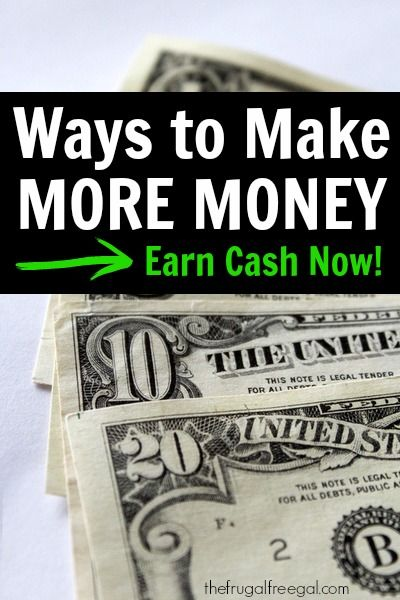 How To Make More Money On The Side