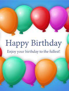 Whatsapp This Wonderful Birthday Greeting With This