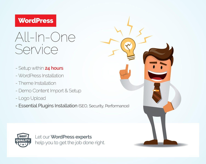 ajoykumar I will speeding up your wordpress website for