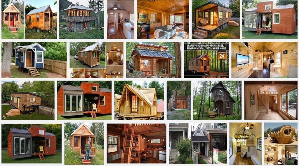 Sizes Of Tiny Houses Google Search Tiny House Movement