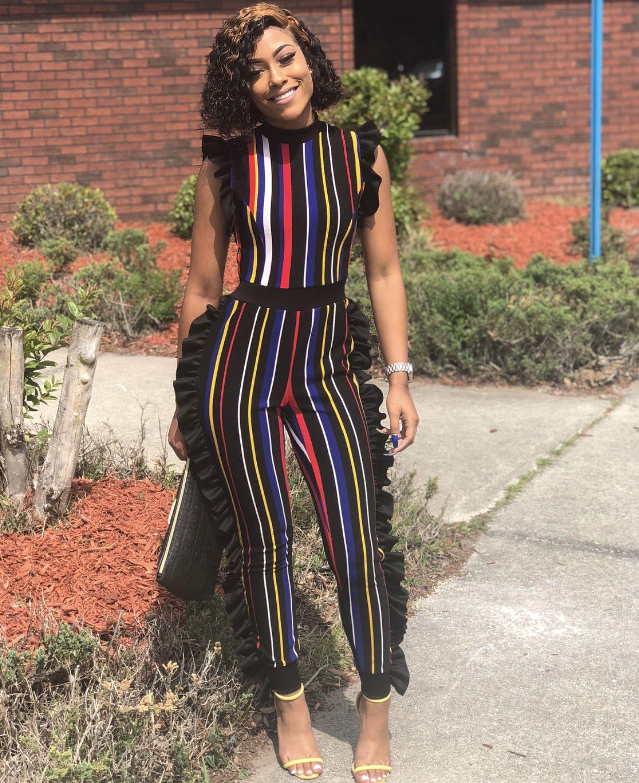 Pinterest:@Deshanayejelks   Serving Looks in 2019 ...