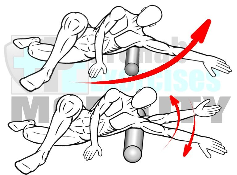 prehab-exercises-foam-rolling-the-latissimus-dorsi-and ...