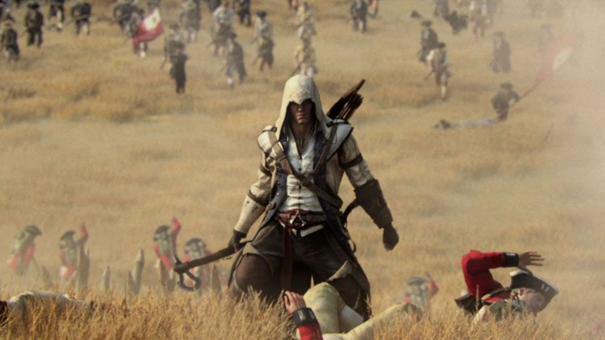 Assassin S Creed Iii Don T Know About That Patriotic American