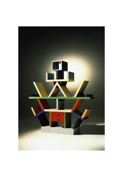 Ettore Sottsass Carlton room divider diy Pinterest