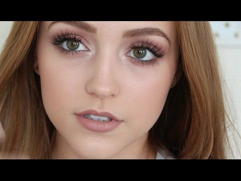 Feathery Lashes And Romantic Mauves Makeup Tutorial Youtube Makeup Geek Creme Brulee Unexpected Mauve Makeup Makeup Accesories Makeup Tutorials Youtube