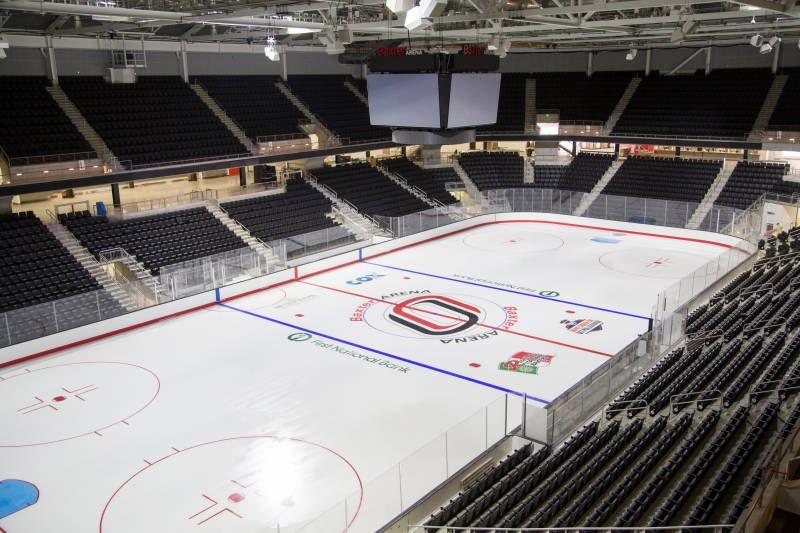 Baxter Auto Omaha >> Baxter Arena- home of UNO Hockey, Basketball, and ...