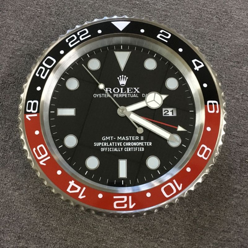 GMT MASTER II black/ red