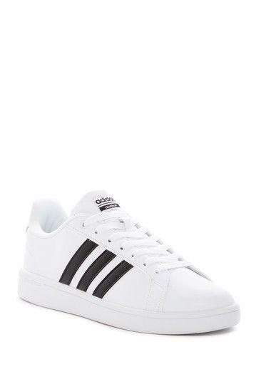 Image of adidas Cloudfoam Advantage Sneaker | Sneakers, Adidas ...