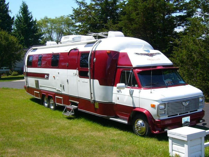 Interesting trucks for sale thread page 40 pirate4x4 for Classic motor homes for sale