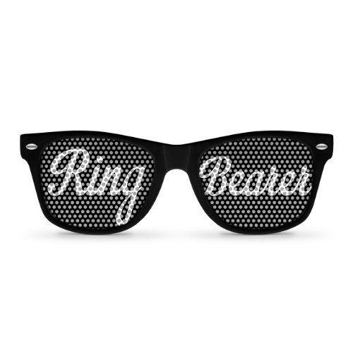 RING BEARER black Party Wayfarer Sunglasses, http://www.amazon.com/dp/B00FKPPBWC/ref=cm_sw_r_pi_awdm_1aAjtb0ZYKNPN