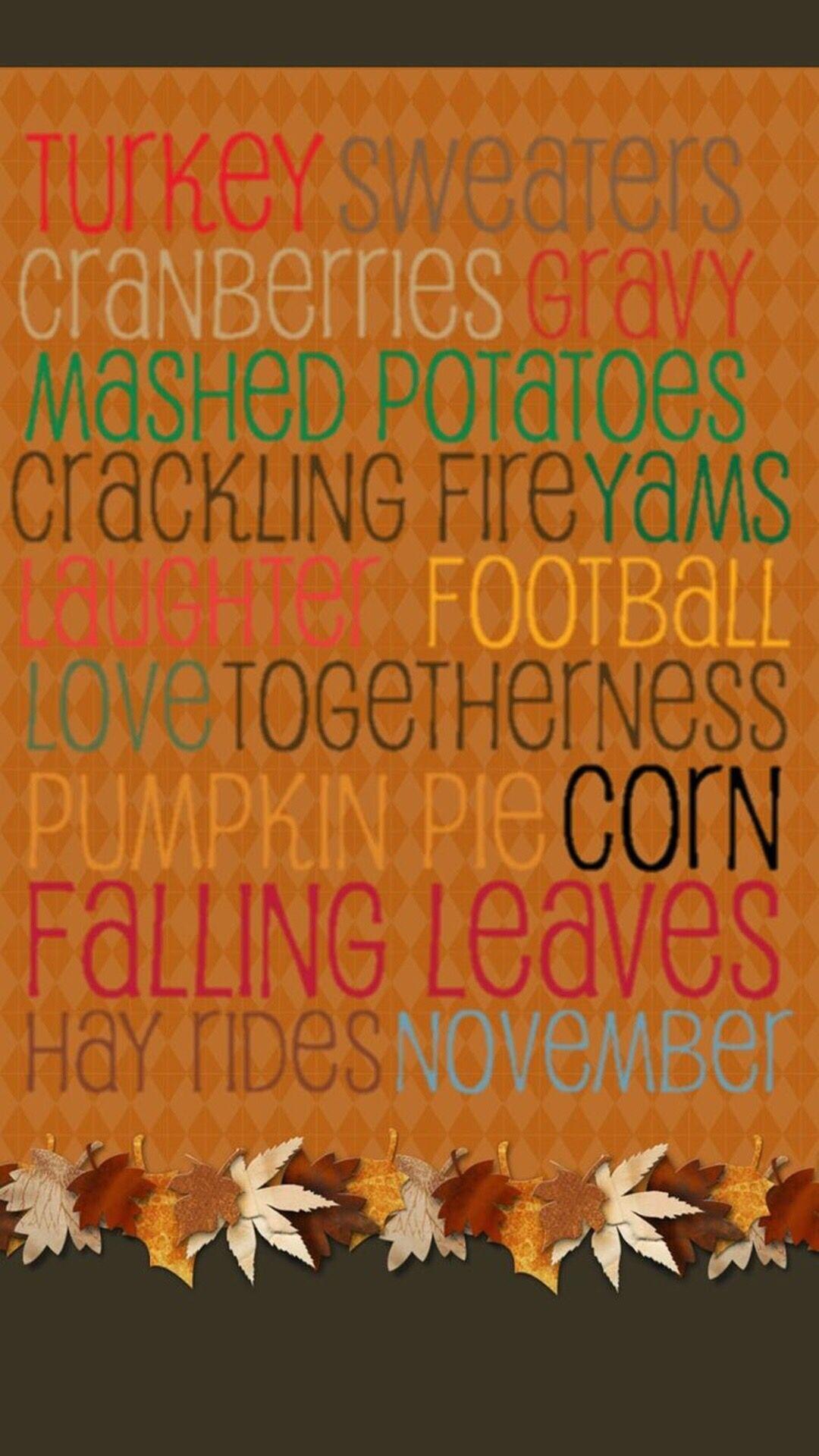 Thanksgiving wallpaper Zedge Give Thanks Pinterest