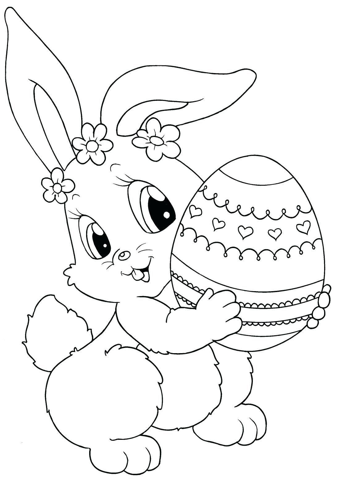Pin By Karen Summey On Amigurumi Easter Bunny Colouring Easter Coloring Book Bunny Coloring Pages