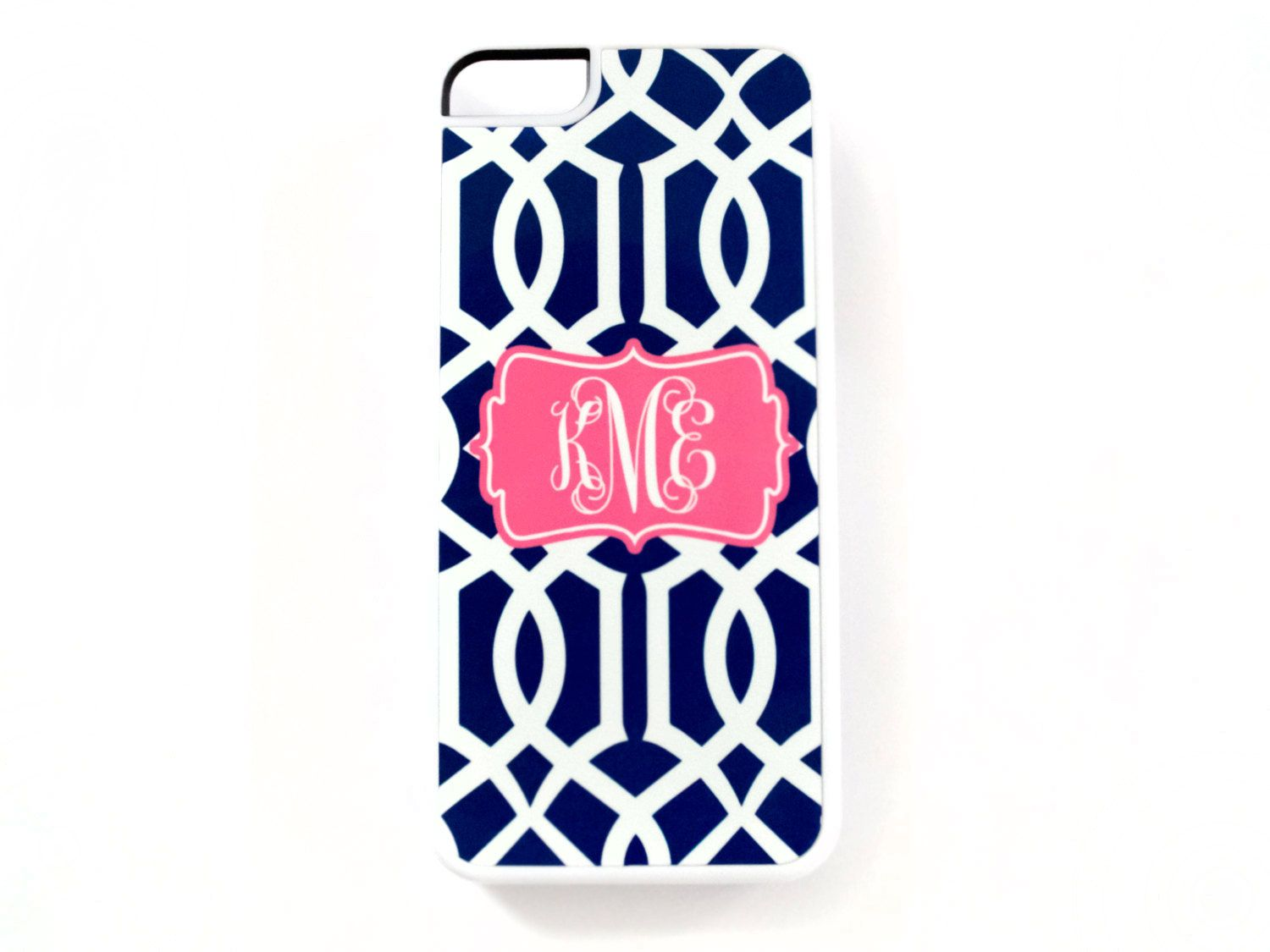 New to TheMonogramLine on Etsy: monogram iPhone 5c case  personalized  design your own (15.95 USD)