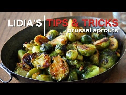 Brussels Sprouts Recipe #smashedbrusselsprouts