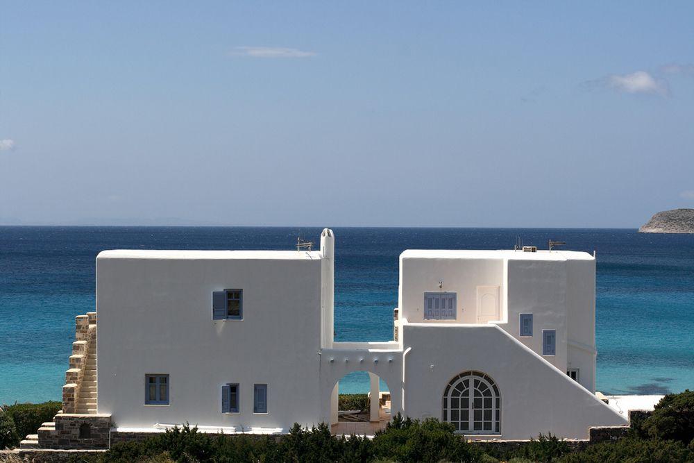 simplyarc: Greek Island Architecture.