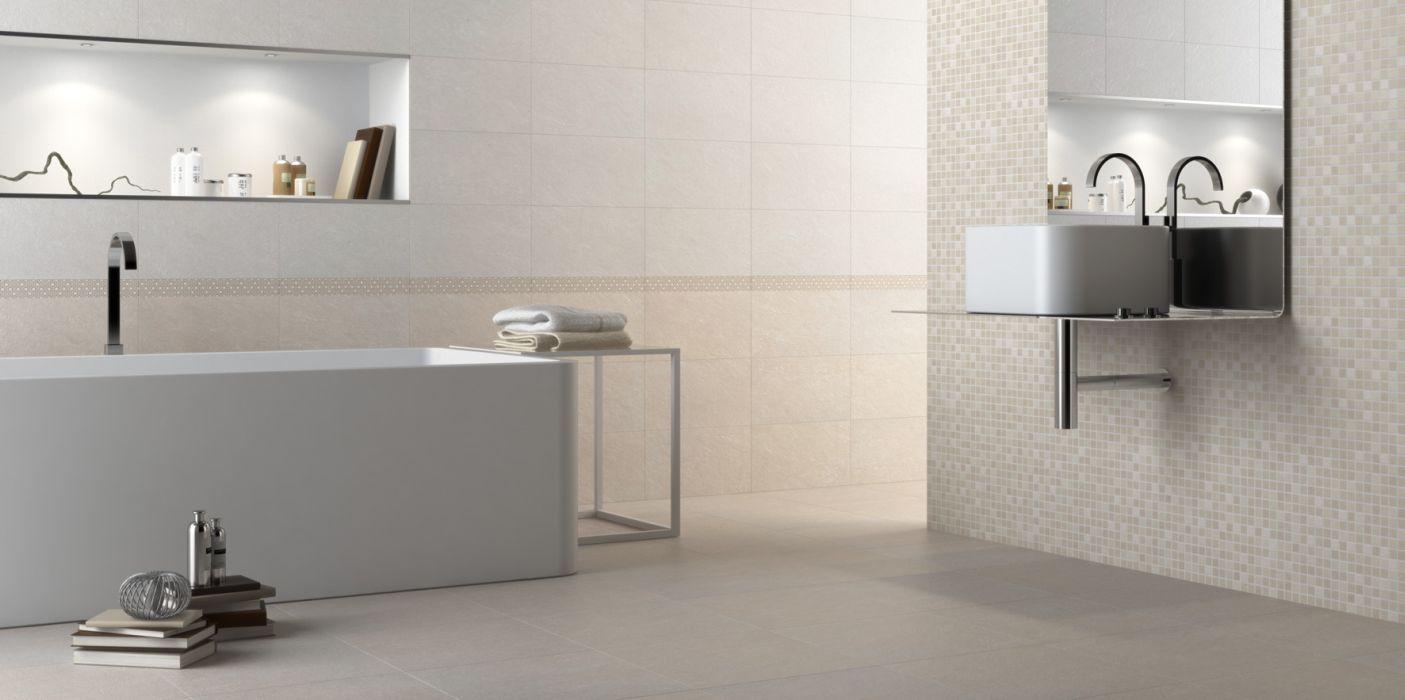Devis Salle De Bain Exemple ~ produits pinterest carrelage ivoire et carrelage salle de bain