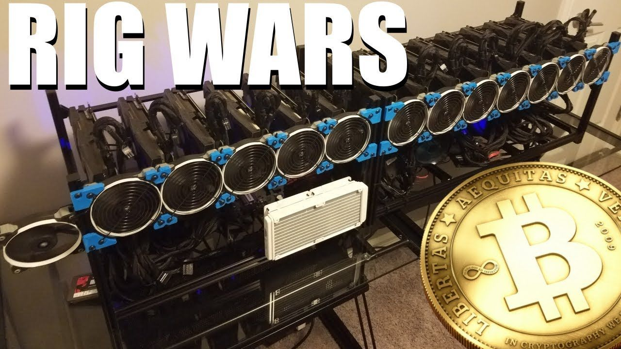 best rig for mining cryptocurrency