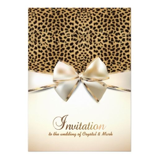 This Dealsleopard skin print wedding event invitationYes I can say you are on right site we just collected best shopping store that have