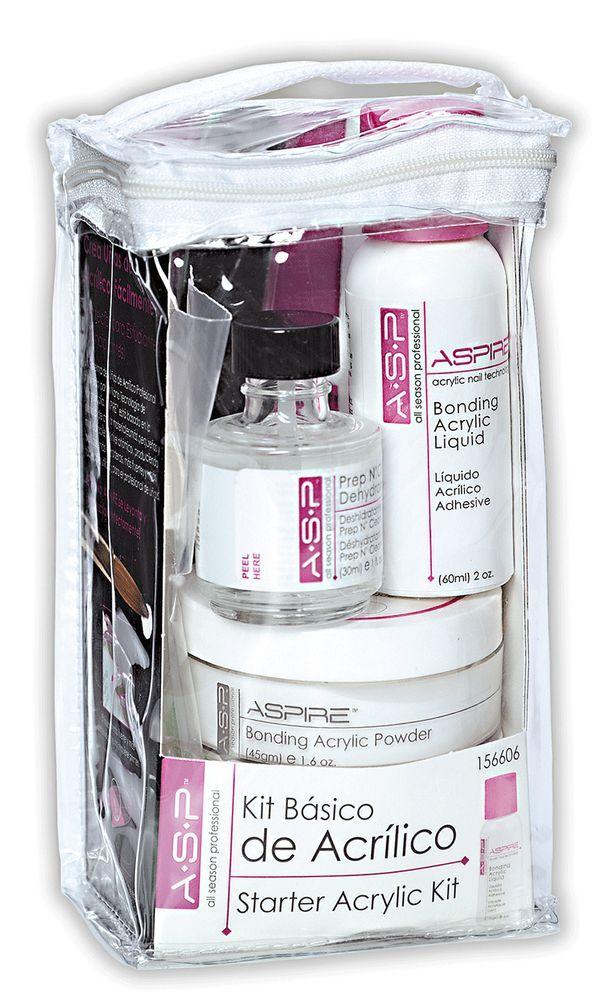 Basic Starter Acrylic Kit | Starters and Acrylics