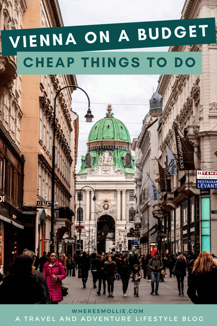 Cheap things to do in Vienna budgetfriendly or free