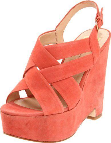 a835c411750bd Amazon.com: Dolce Vita Women's Garren Wedge Sandal: Shoes | wedding ...