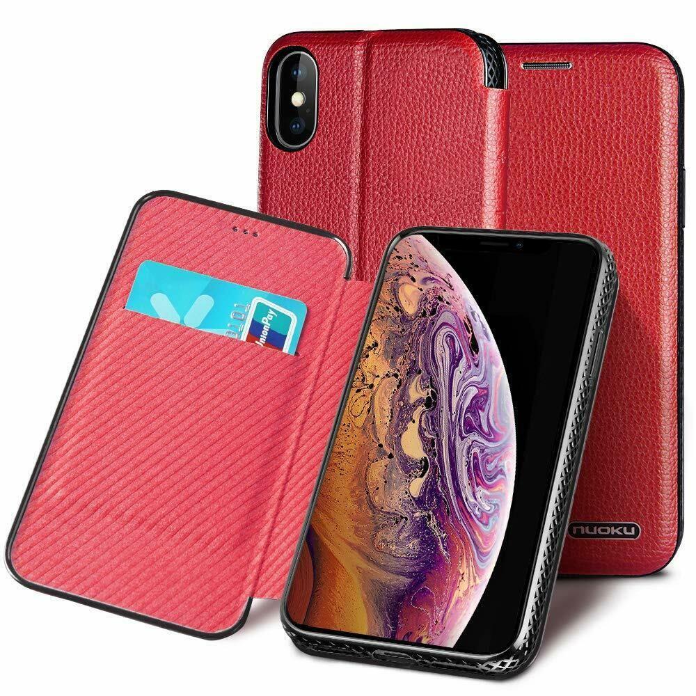nuoku case iphone xs max