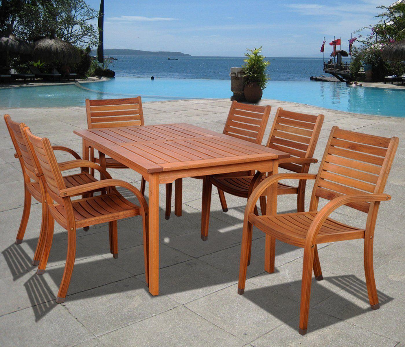 best teak patio furniture sets | pinterest | patio furniture sets