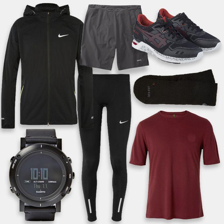 Wednesday's Garb: Morning Run - http://www.mnswr.com/wednesdays-garb-morning-run/ Menswear style inspiration || #menswear #mensfashion #mensstyle #style #sprezzatura #sprezza #mentrend #menwithstyle #gentlemen #bespoke #mnswr #sartorial #mens #dapper