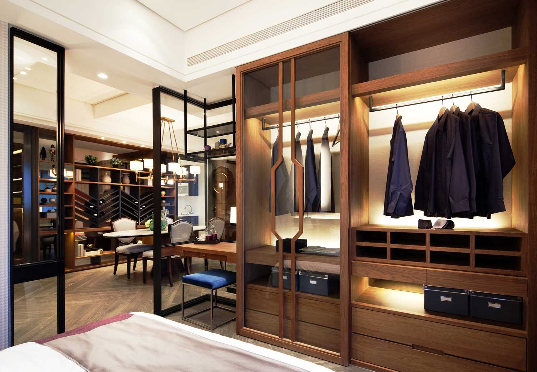 Luxury Small Apartment In Taipei By Studio Oj Architects Studio