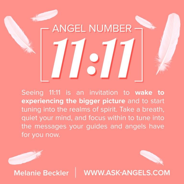 1111 Meaning | Random | Angel number 11, Angel numbers, 111 meaning