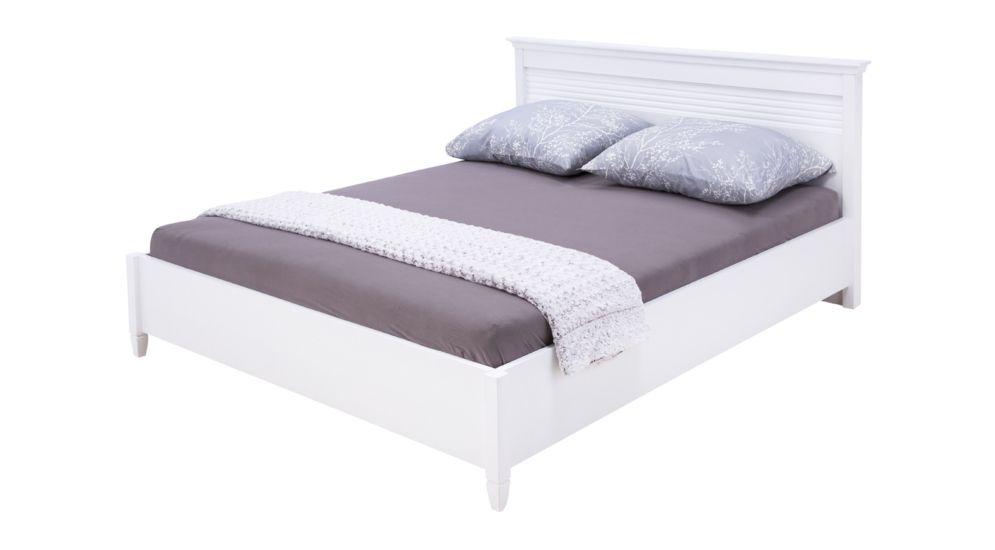łóżko Dwuosobowe Wysuwane Jednopoziomowe Piętrus łóżko