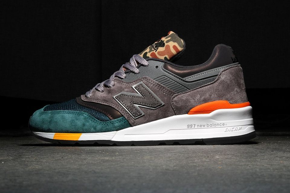 the best attitude da6df ab55a New Balance Drops New American-Made 997 & 998 Colorways ...