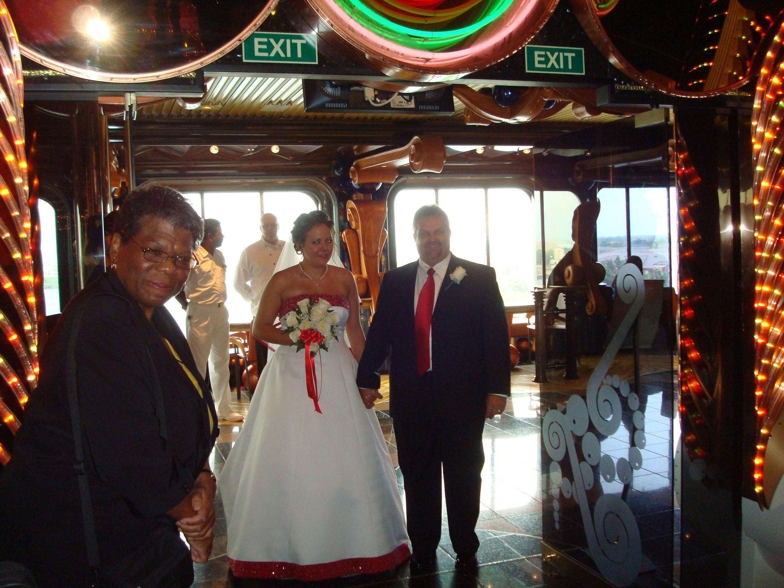 carnival cruise wedding Carnival cruise wedding, Cruise