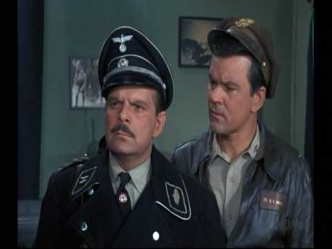 Hogan's Heroes--War Takes a Holiday - YouTube. My favorite ...