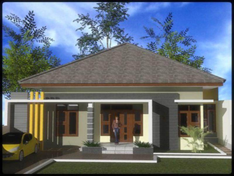 model rumah sederhana 2014 1 lantai desain rumah