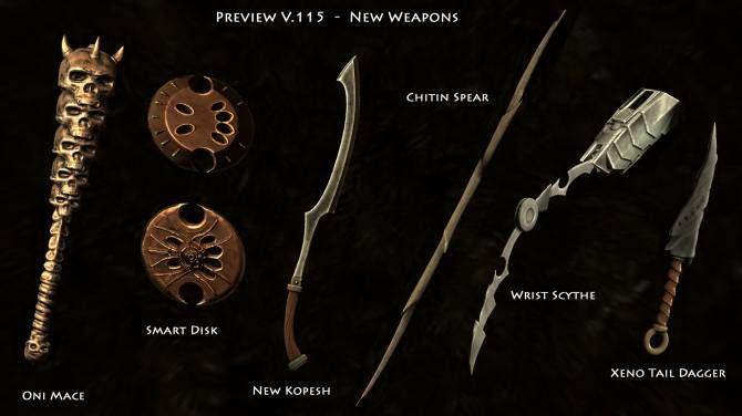 Avp Predator Weapons