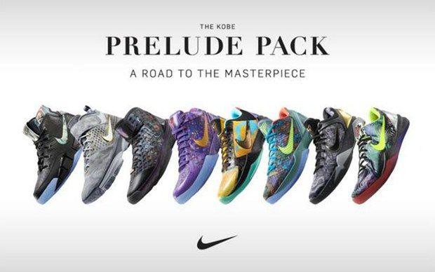 """Nike Kobe """"Prelude Pack"""""""