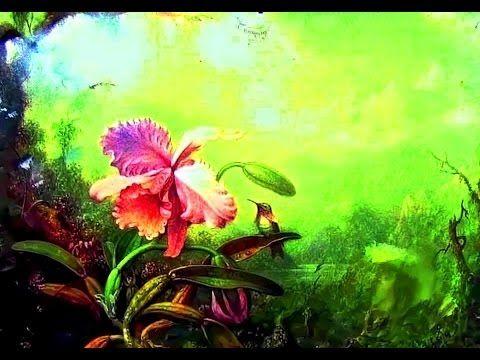 Youtube Flores Pintadas Pintar En Oleo Flores Oleo