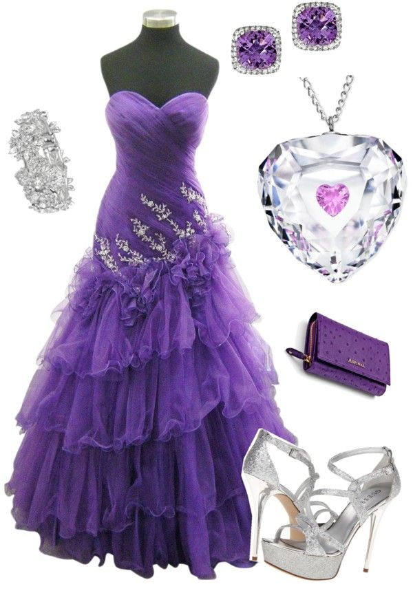 """""""Once Upon A Prom Night"""" by colleenscarlett on Polyvore"""
