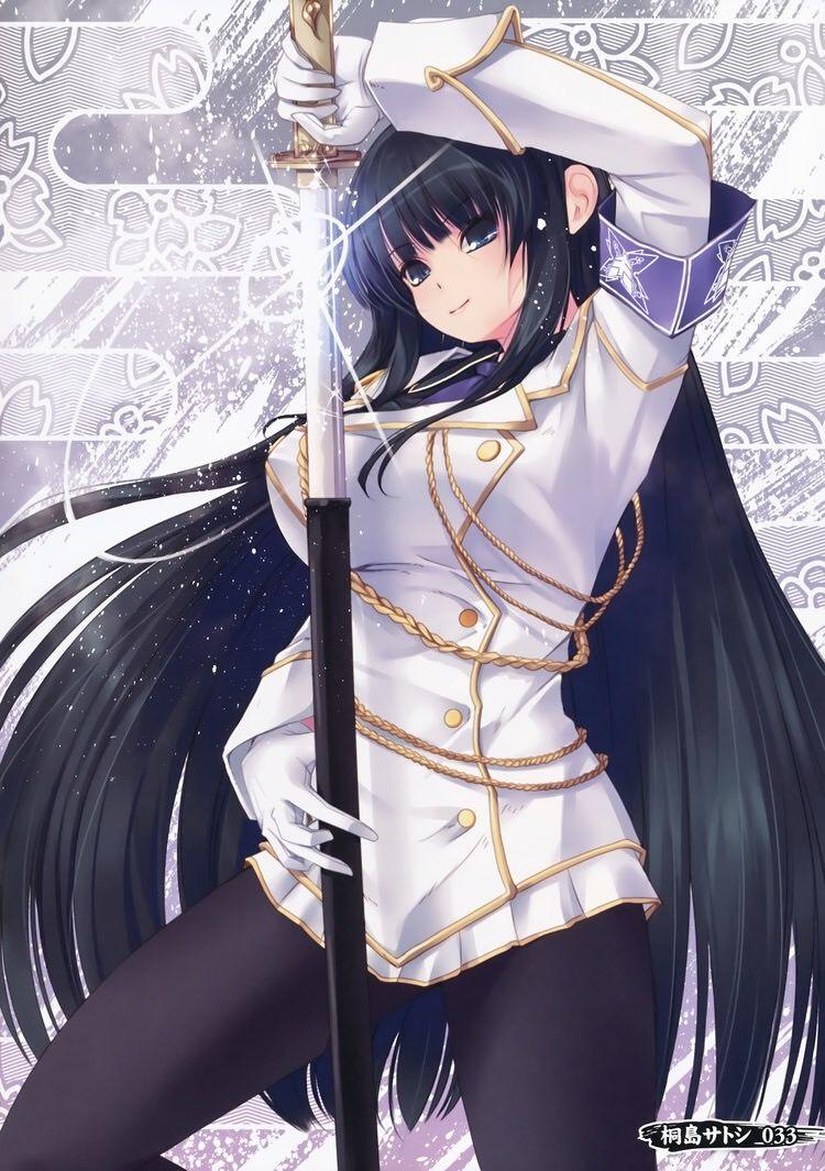 Ikaruga Senran Kagura By Kirishima Satoshi Anime Images Anime Wallpaper