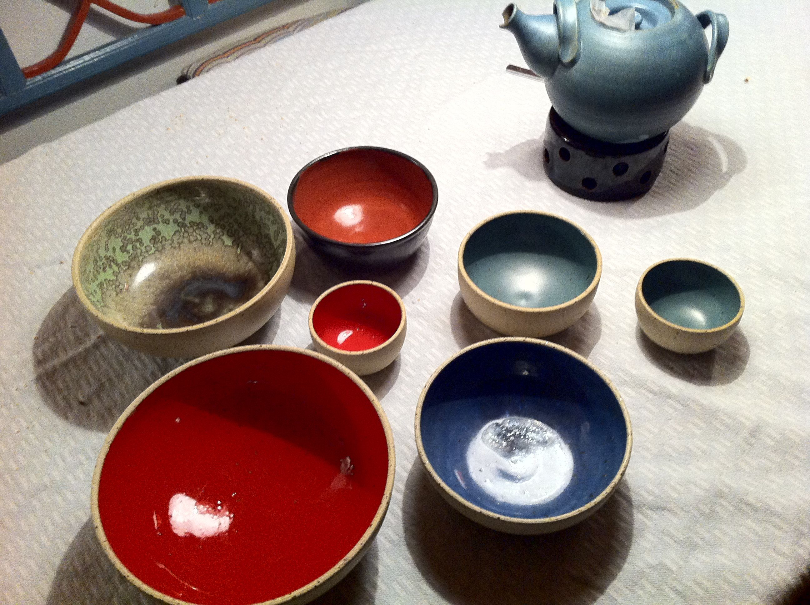 More Wonderful Bowls Done By Hand By German Meike Falck