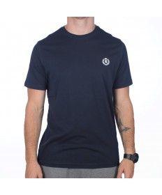 Mens Henri Lloyd Radar Navy Crew Neck T Shirt