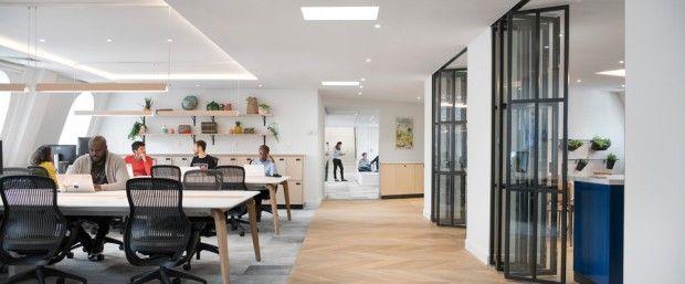 Nouveau siège parisien d'Airbnb conçu avec l'agence STUDIOS Architecture - Journal du Design