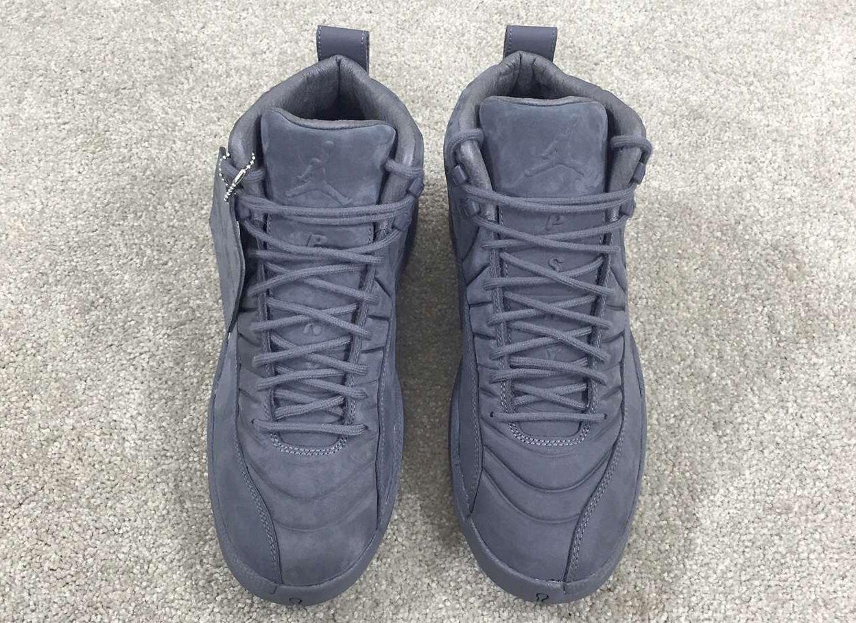 Nike Air Jordan 12 Psny Gs