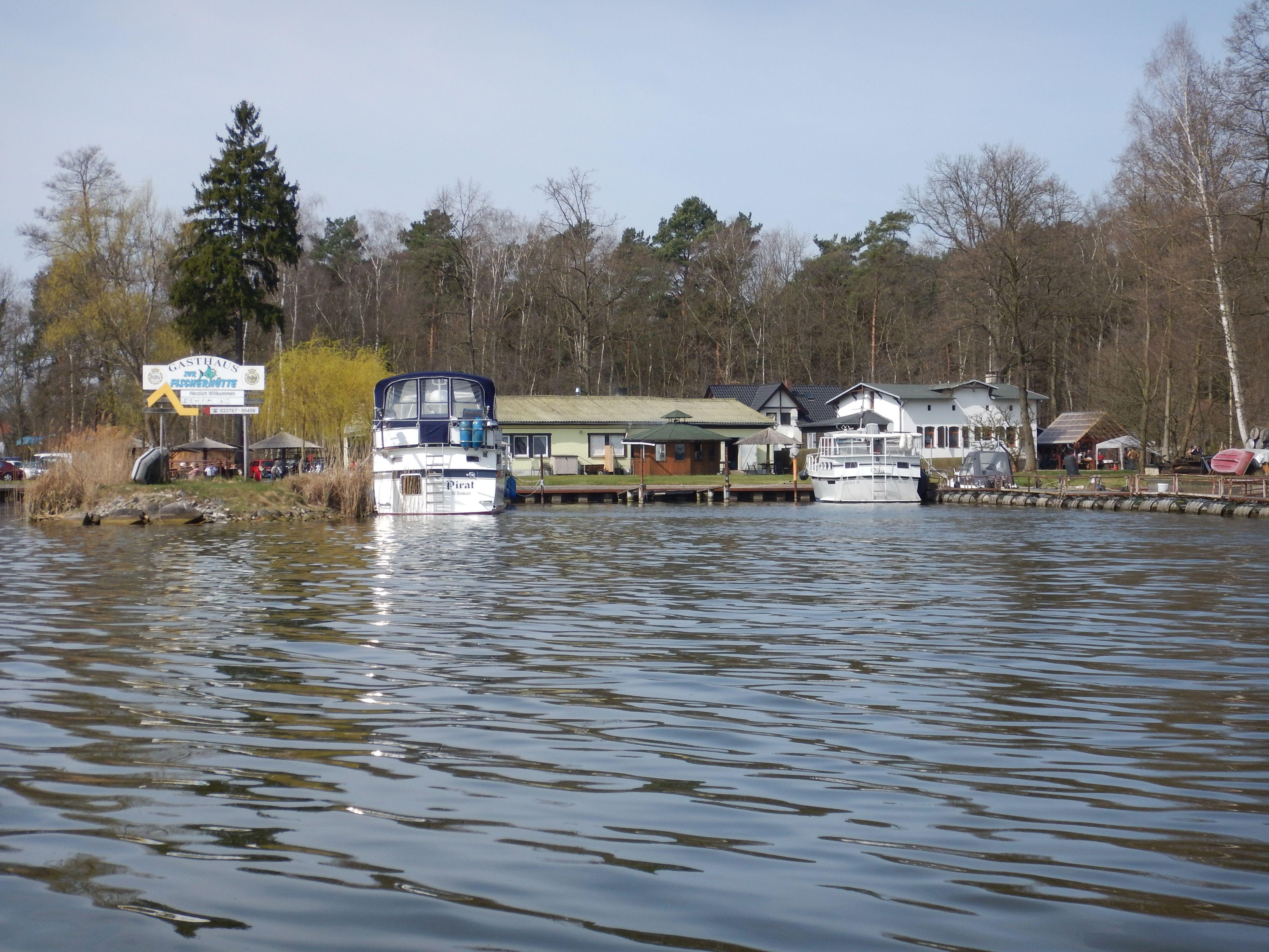 Zur Fischerhütte Blossin