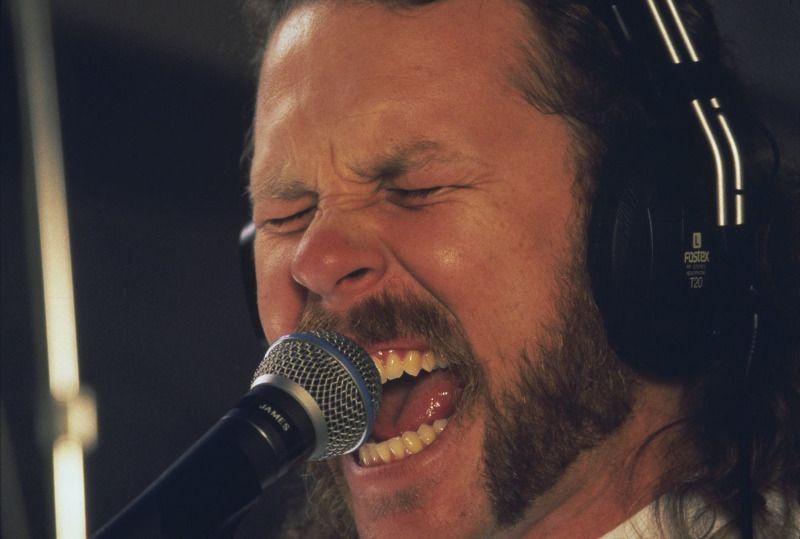 Load Recording - Metallica