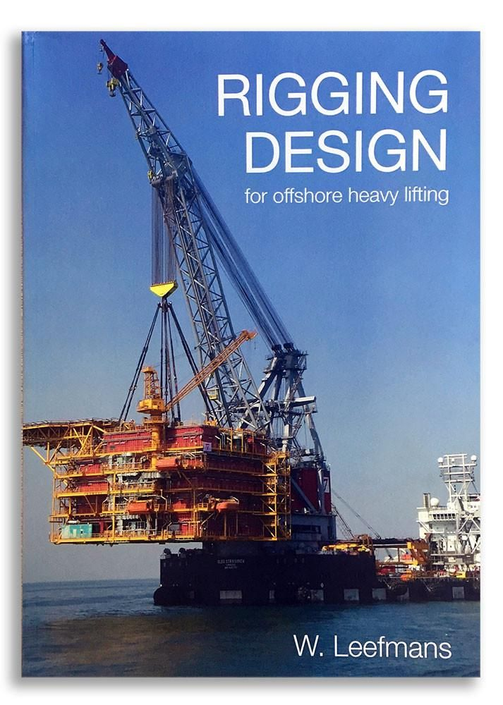 Rigging Design for Offshore Heavy Lifting | Products in 2019